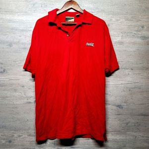 Vintage Coca-Cola Polo Shirt. Perfect Condition!